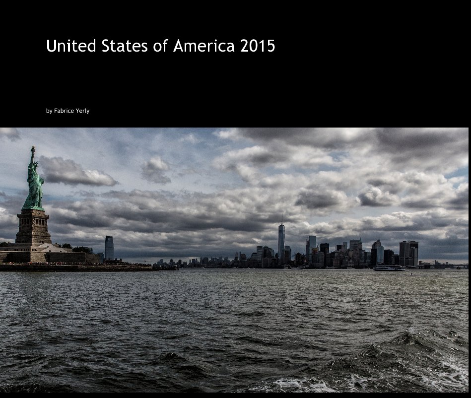 View United States of America 2015 by Fabrice Yerly
