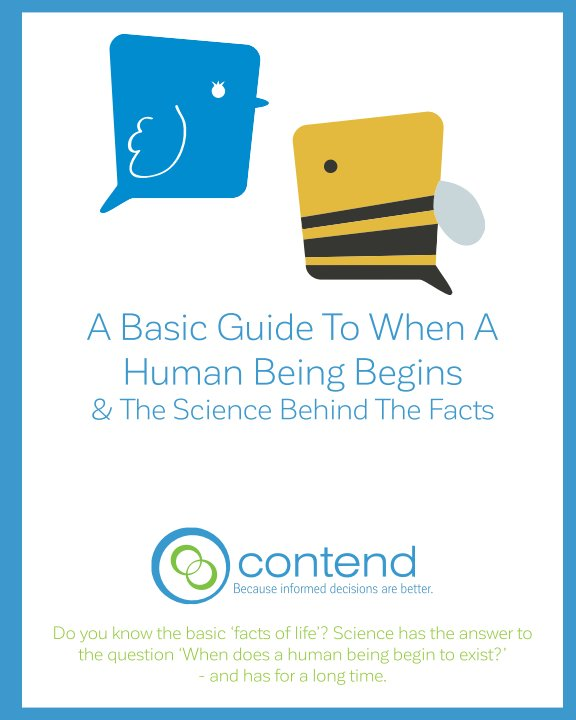 View A Basic Guide To When A Human Being Begins & The Science Behind The Facts by Contend Projects