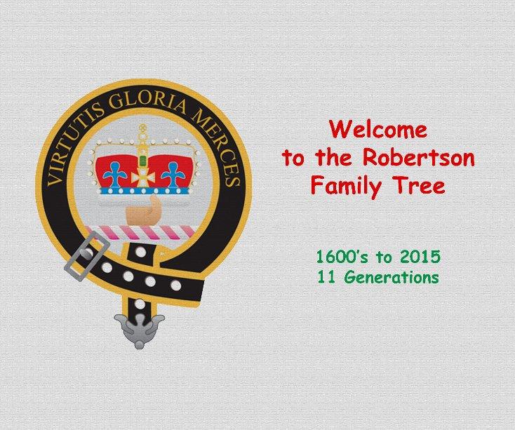 View Robertson Family Tree 2015 by Jim Robertson
