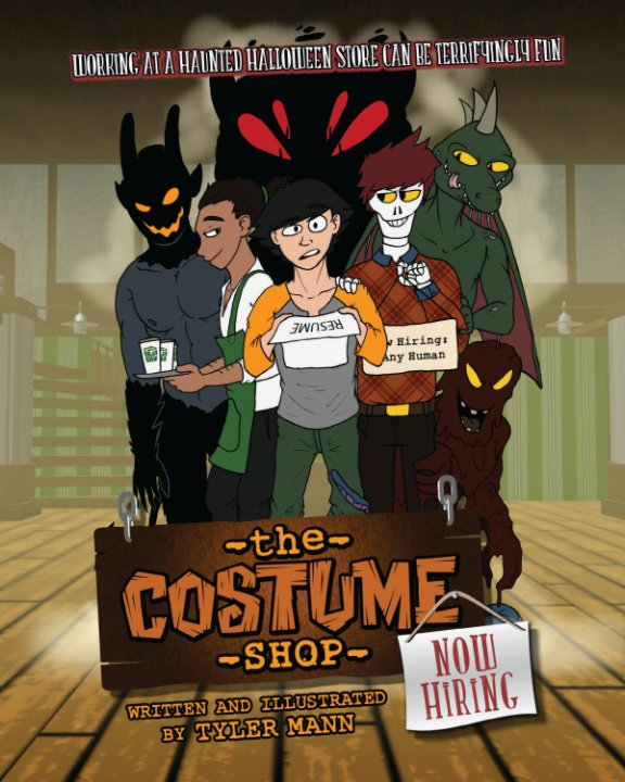 View The Costume Shop Vol 2 by Tyler Mann