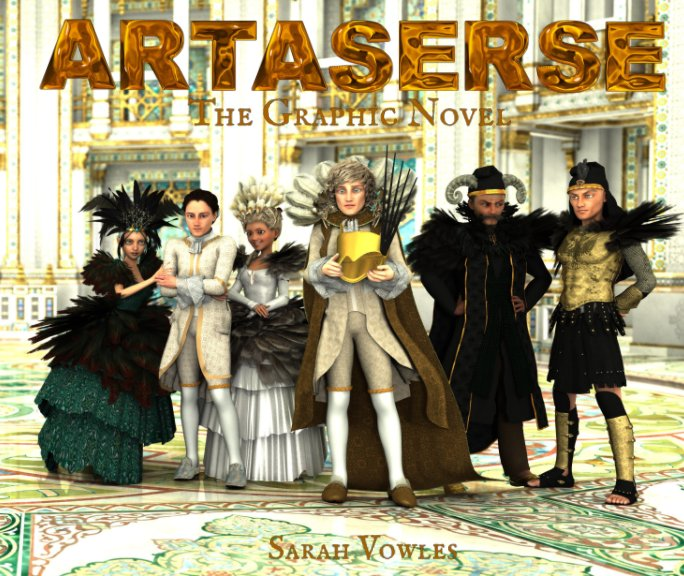View Artaserse [Paperback] by Sarah Vowles