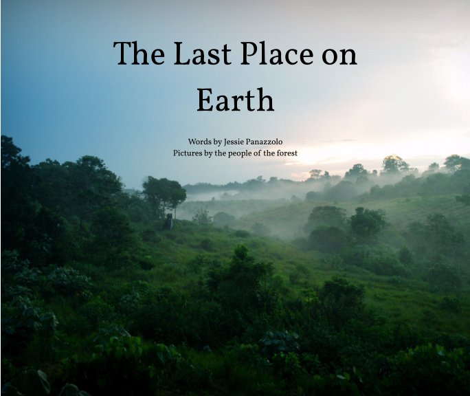 View The Last Place on Earth by Jessie Panazzolo