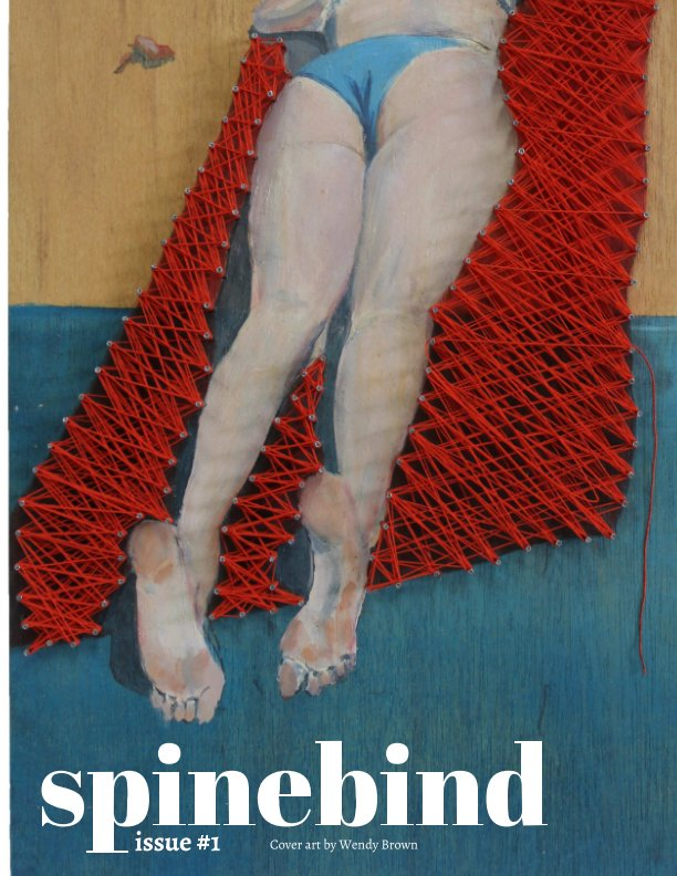 View Spinebind - April Issue by Tamara Drazic