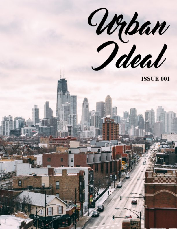 View Urban Ideal Magazine by Urban Ideal Magazine, Editor In Chief: Mark Cornick