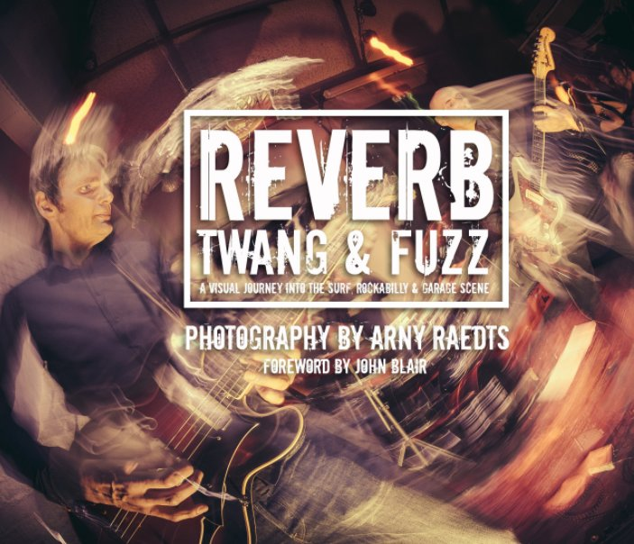 Bekijk Reverb, Twang & Fuzz op Arny Raedts