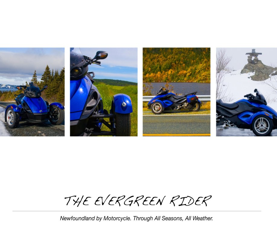 View Evergreen Rider by Dean Parsons