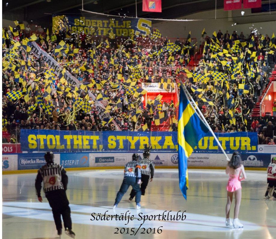 View Södertälje Sportklubb 2015/2016 by Per Eliasson - White Eagle Photo