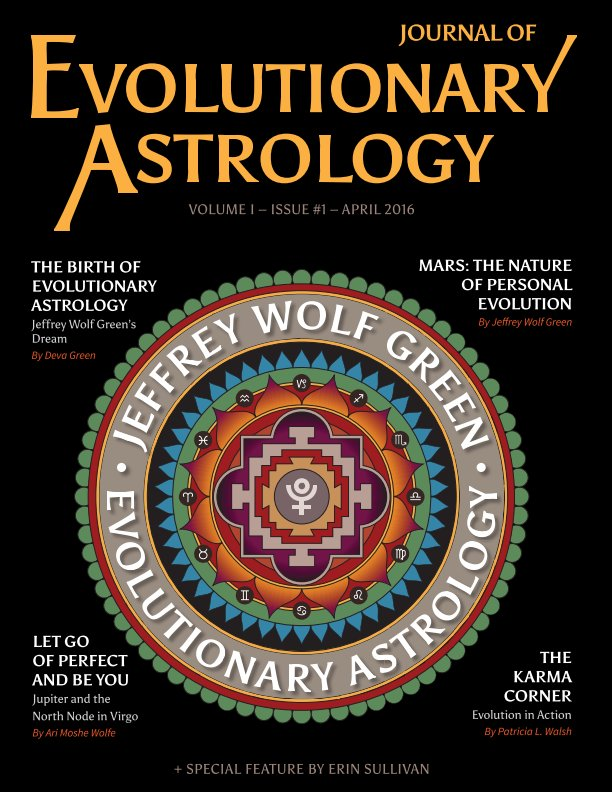 View Journal of Evolutionary Astrology by School of Evolutionary Astrology