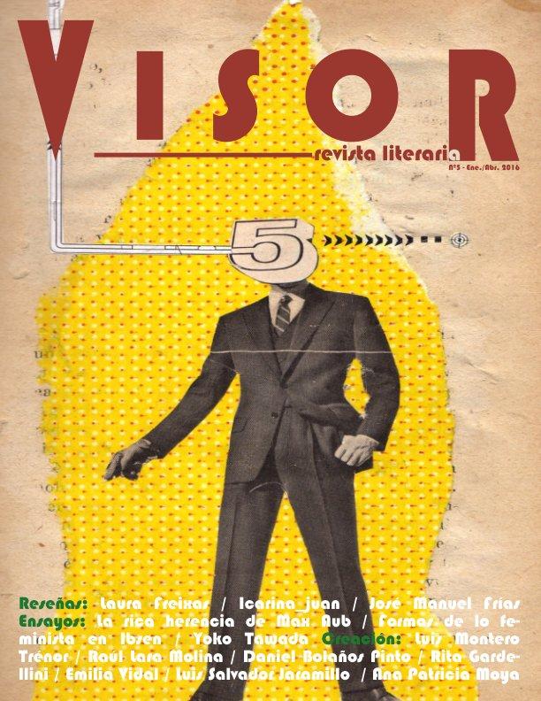 Ver Revista Literaria Visor - nº 5 por Revista Literaria Visor