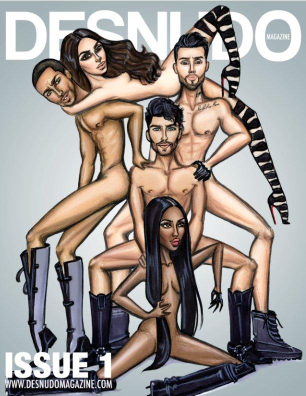 View Desnudo Magazine by Desnudo Magazine, COVER THREE