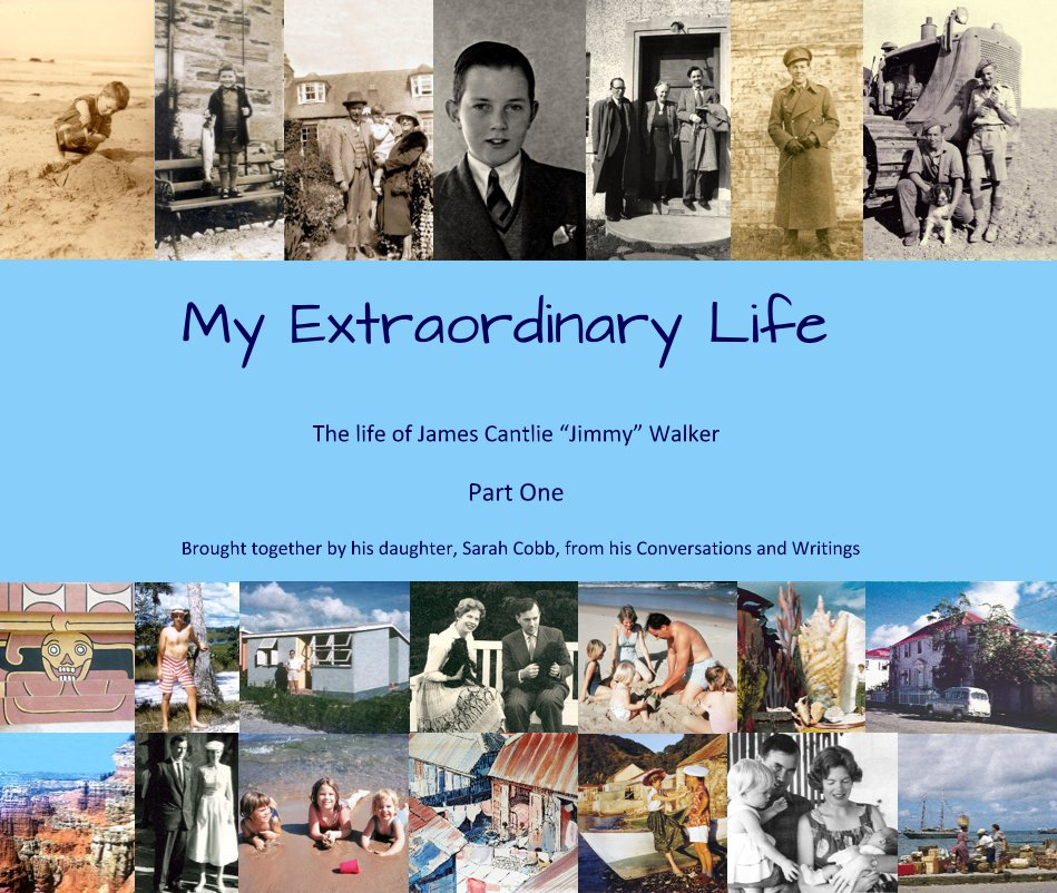 View My Extraordinary Life by Jimmy Walker's Life Story