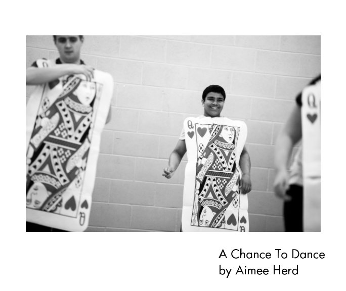 View A Chance To Dance by Aimee Herd