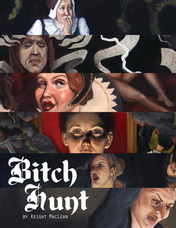 View Bitch Hunt by Keight MacLean