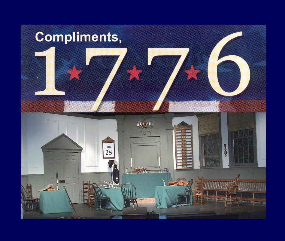 View Compliments, 1776 by T. J. Rand