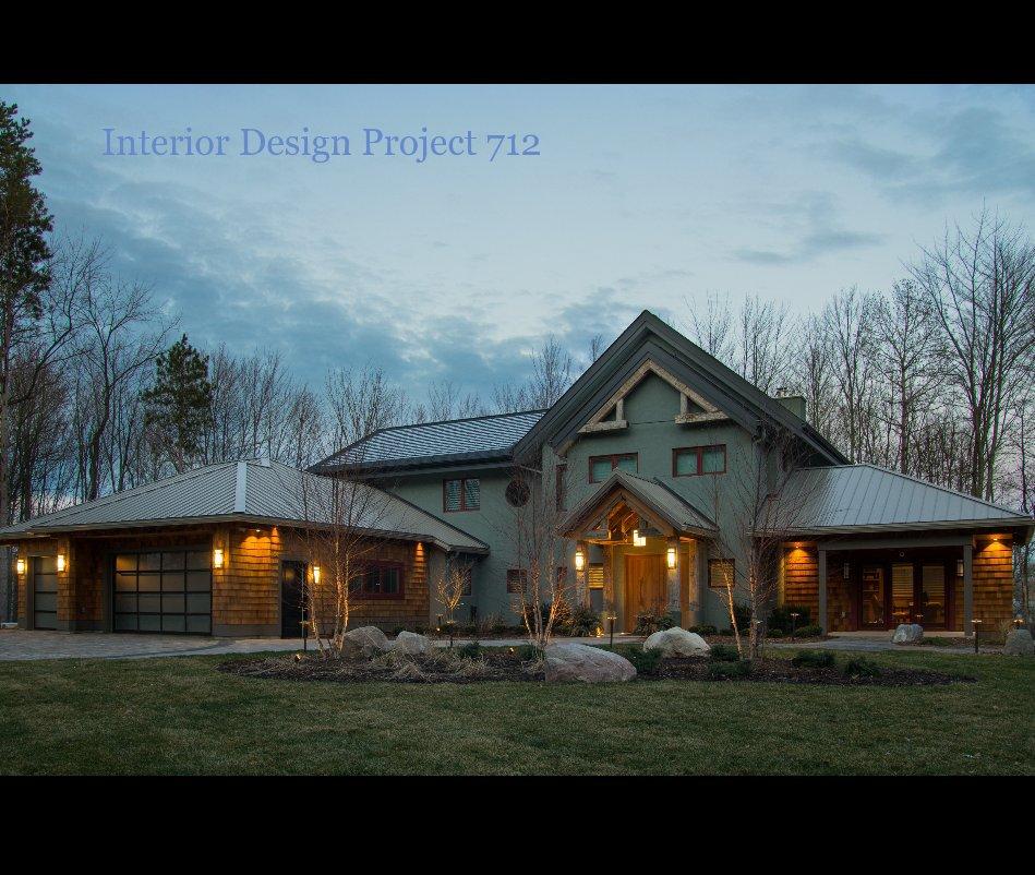 View Interior Design Project 712 by Susan J. MacKellar
