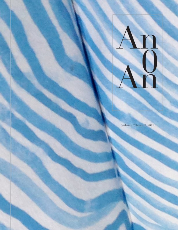 View An0An-Volume 2/Issue 2-2016 by Joan Anderson