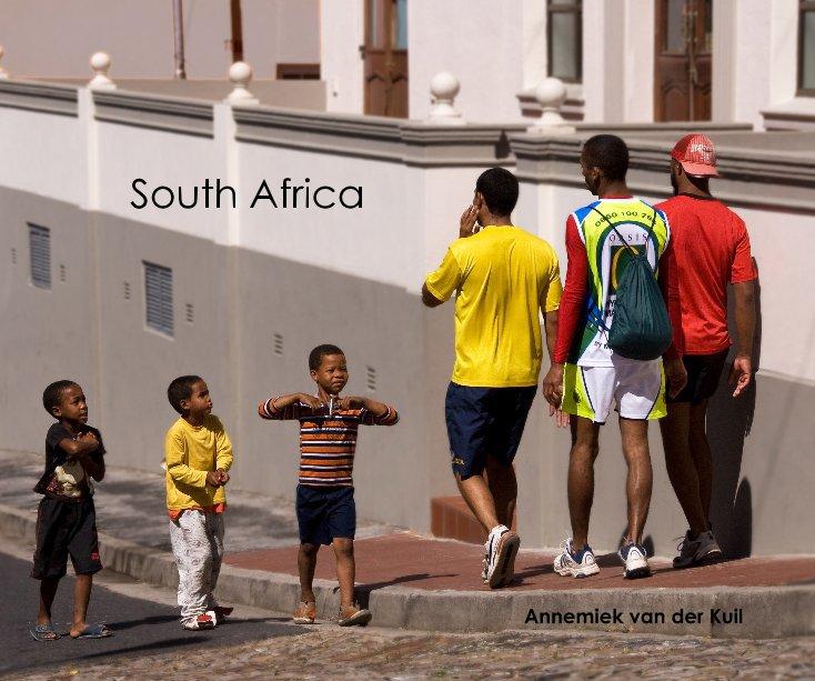 View South Africa by Annemiek van der Kuil