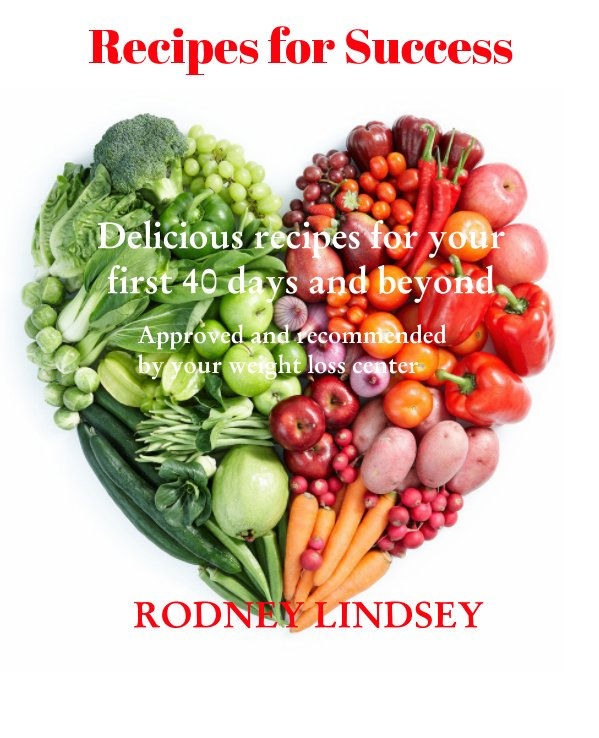 View Recipes for Success by Rodney Lindsey