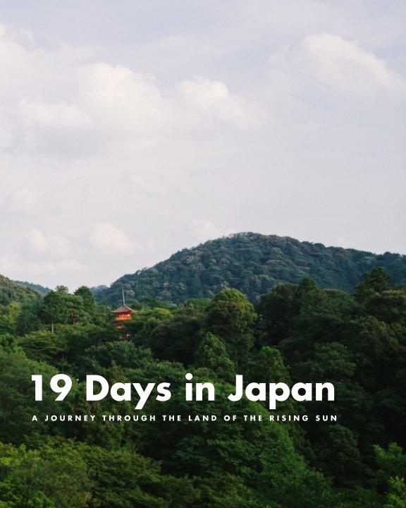 View 19 Days in Japan by Lena Cardador & Filipe Varela