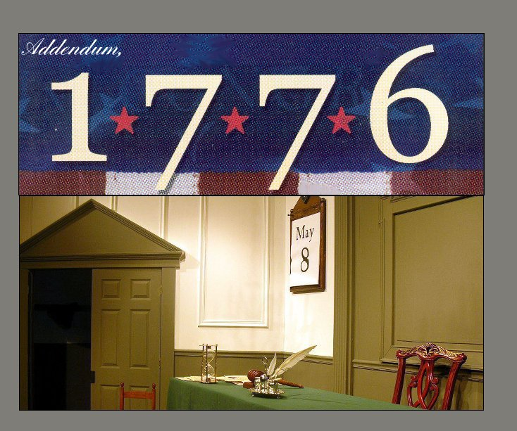 View Addendum, 1776 by T J Rand