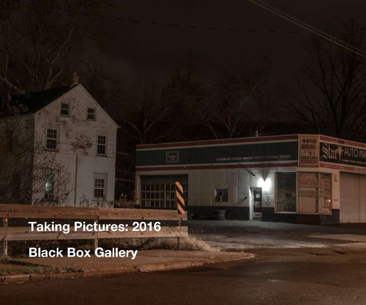 View Taking Pictures: 2016 by Black Box Gallery