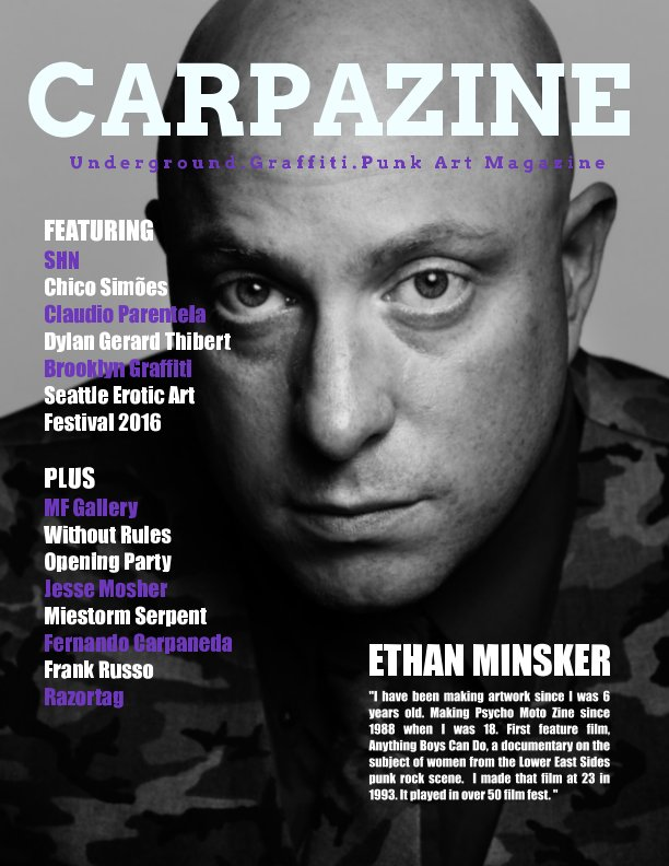 View Carpazine by Carpazine