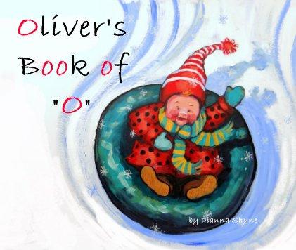 "Oliver's Book of ""O"" - Children photo book"