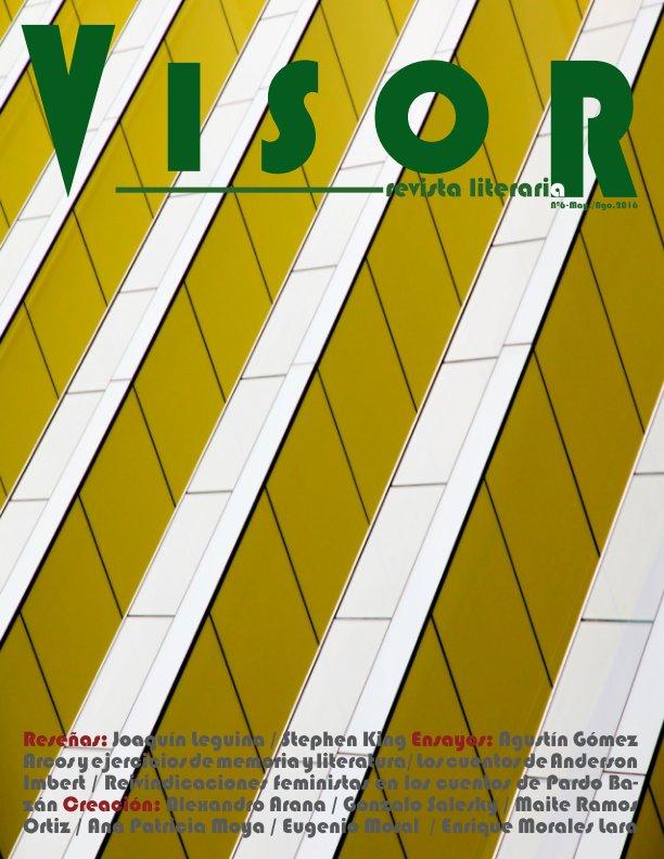 Ver Revista Literaria Visor - nº 6 por Revista Literaria Visor