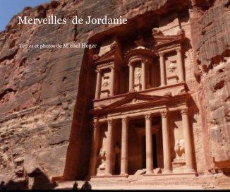 Merveilles de Jordanie - Voyages livre photo
