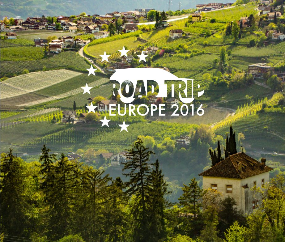 View Road Trip Europe 2016 by Keith Meinhold