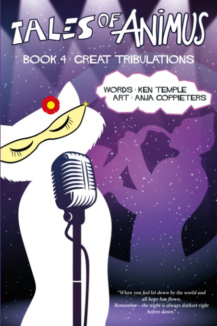 View Tales of Animus - Book 4: Great Tribulations by Ken Temple and Anja Coppieters