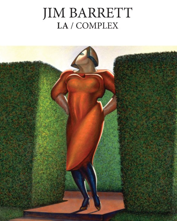 View Jim Barrett: LA / Complex by bG Gallery