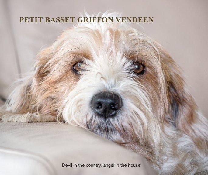 petit basset griffon vendeen by martin cordes blurb books uk