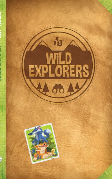 View Wild Explorers Journal (soft cover) by Animal Jam
