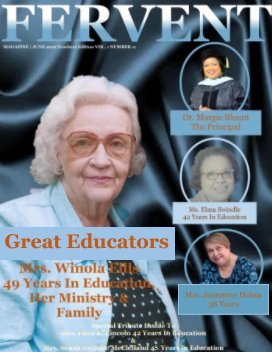 Fervent Magazine - Religion & Spirituality economy magazine