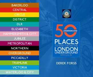 50 places to visit from the London Underground before you die - Travel photo book
