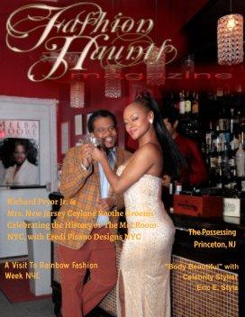 Fashion Haunts Magazine issue #2 - Entertainment economy magazine