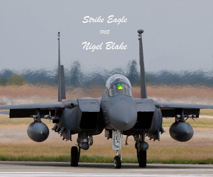 View F15E Strike Eagle by Nigel Blake