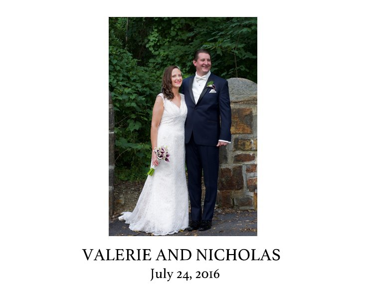 View VALERIE AND NICHOLAS July 24, 2016 by Kitty Kono