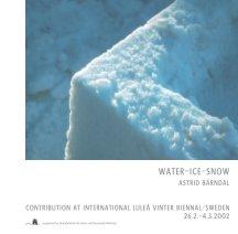 Luleå Vinter Biennial 2002 - Arts & Photography Books photo book