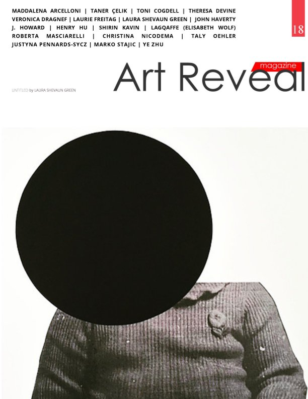 View Art Reveal Magazine #18 by Anne Grahm, Tero Koskinen