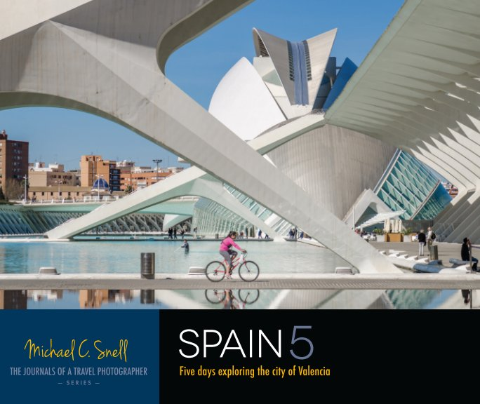 View Spain 5 by Michael C. Snell