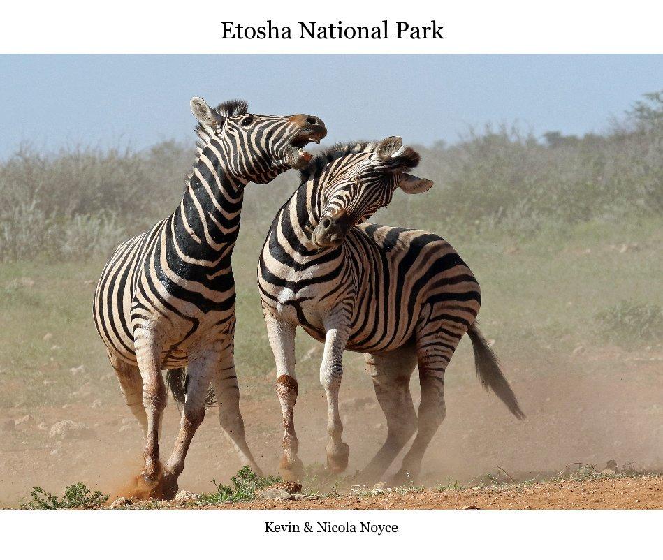 View Etosha National Park by Kevin & Nicola Noyce