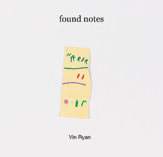 View found notes by Vin Ryan