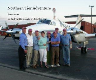 Northern Tier Adventure - Travel photo book
