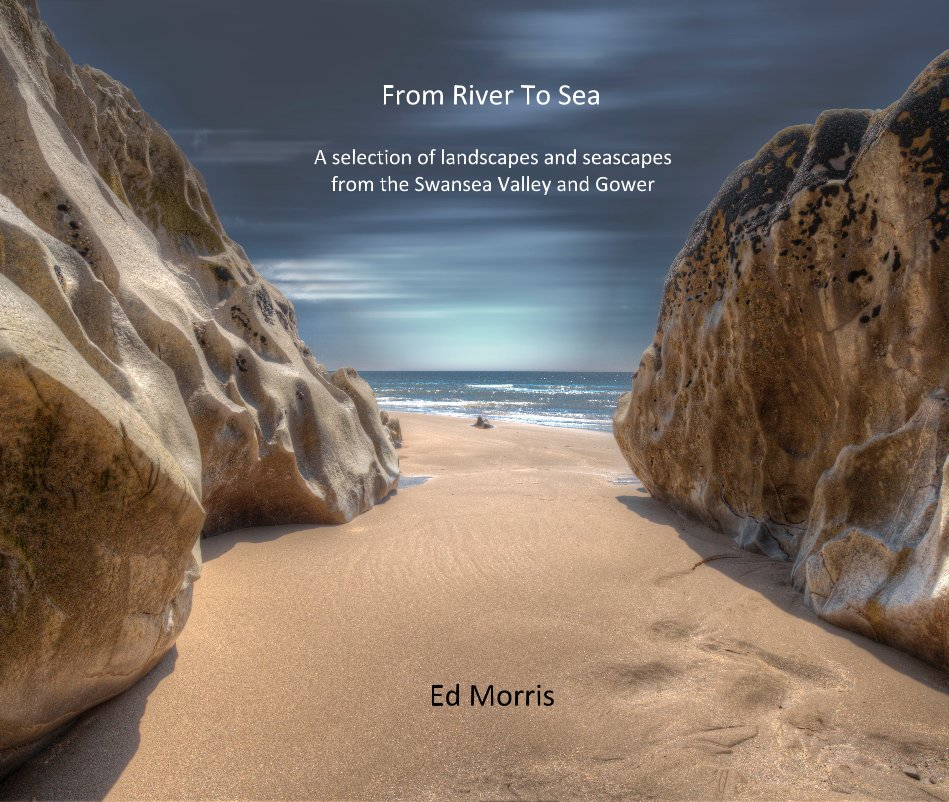 View From River To Sea by Ed Morris