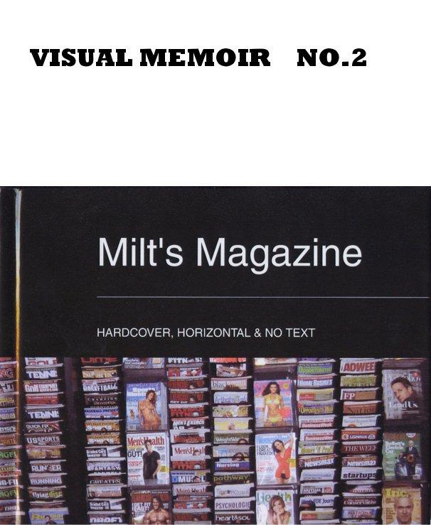 View VISUAL MEMOIR NO.2 by Milt Simpson