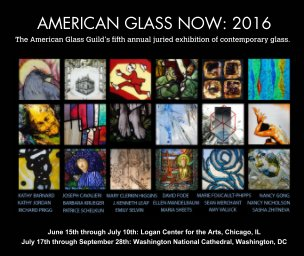 AMERICAN GLASS NOW: 2016 - Arts & Photography Books photo book