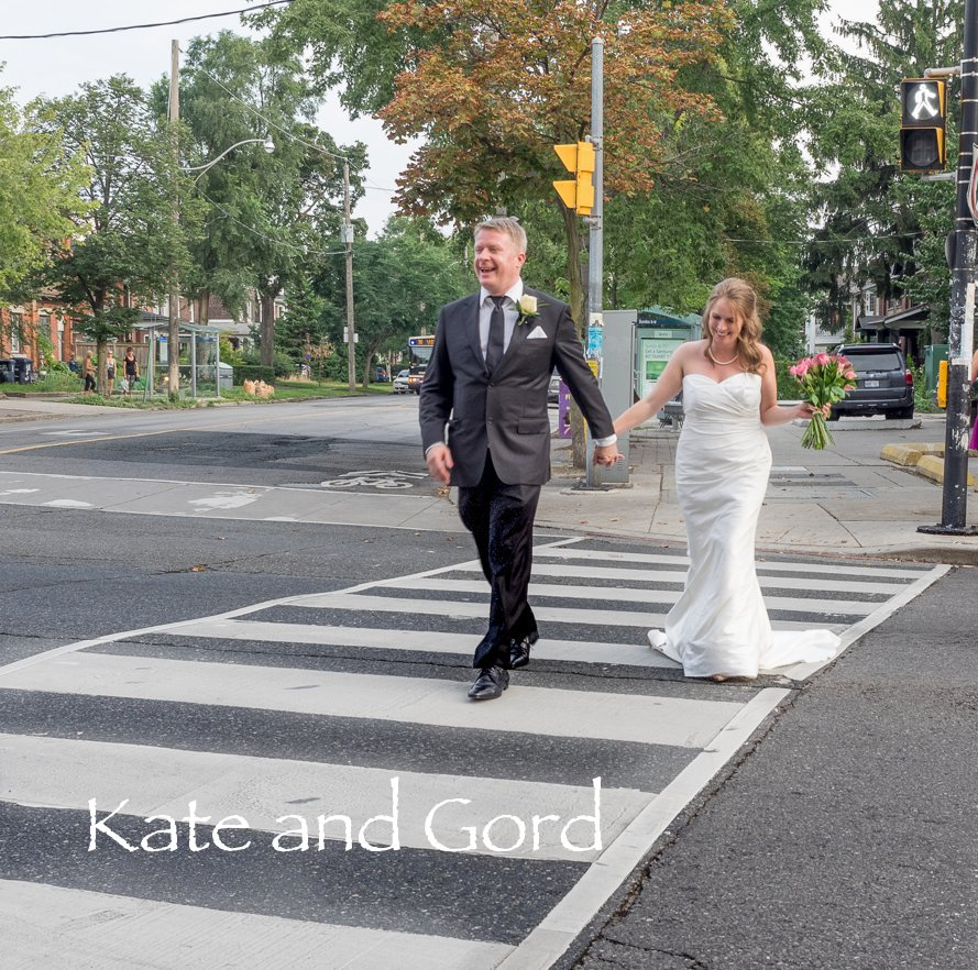 View Kate and Gord by Jim and Jen Camelford