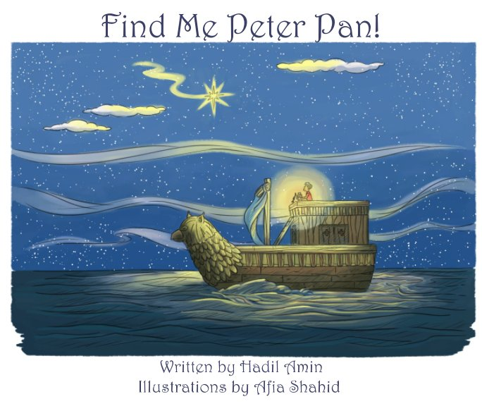View Find Me Peter Pan! by Hadil Amin